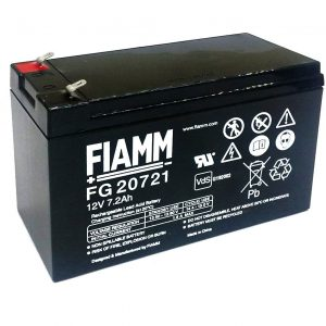 batteria fiamm amazon